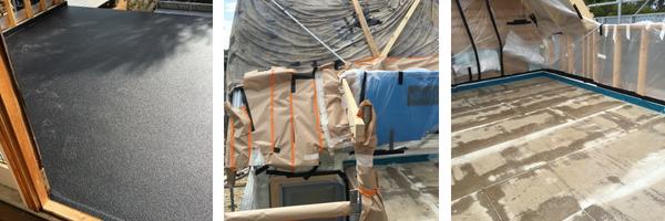 Waterproof Membrane for Box Gutters and Veranda's