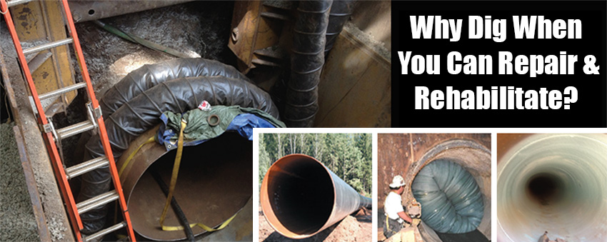 Premium CIPP (Cure In-place Pipe) Solutions by Rhino Linings